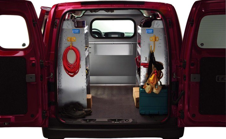 Ranger Van Contractor Package Truck Accessories