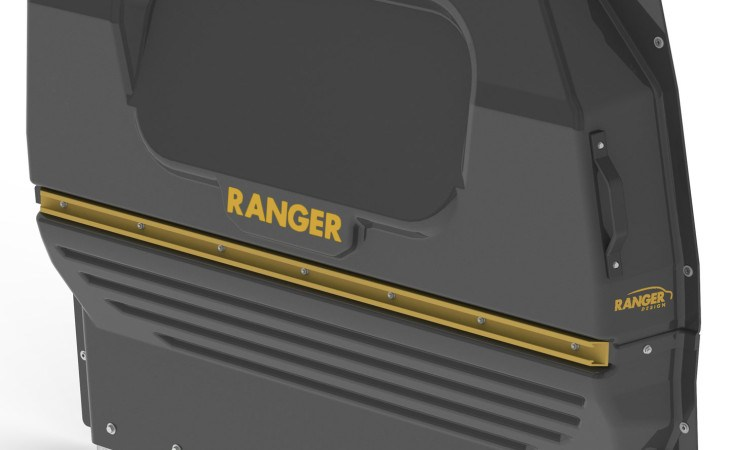 Ranger Van Patition Truck Accessory