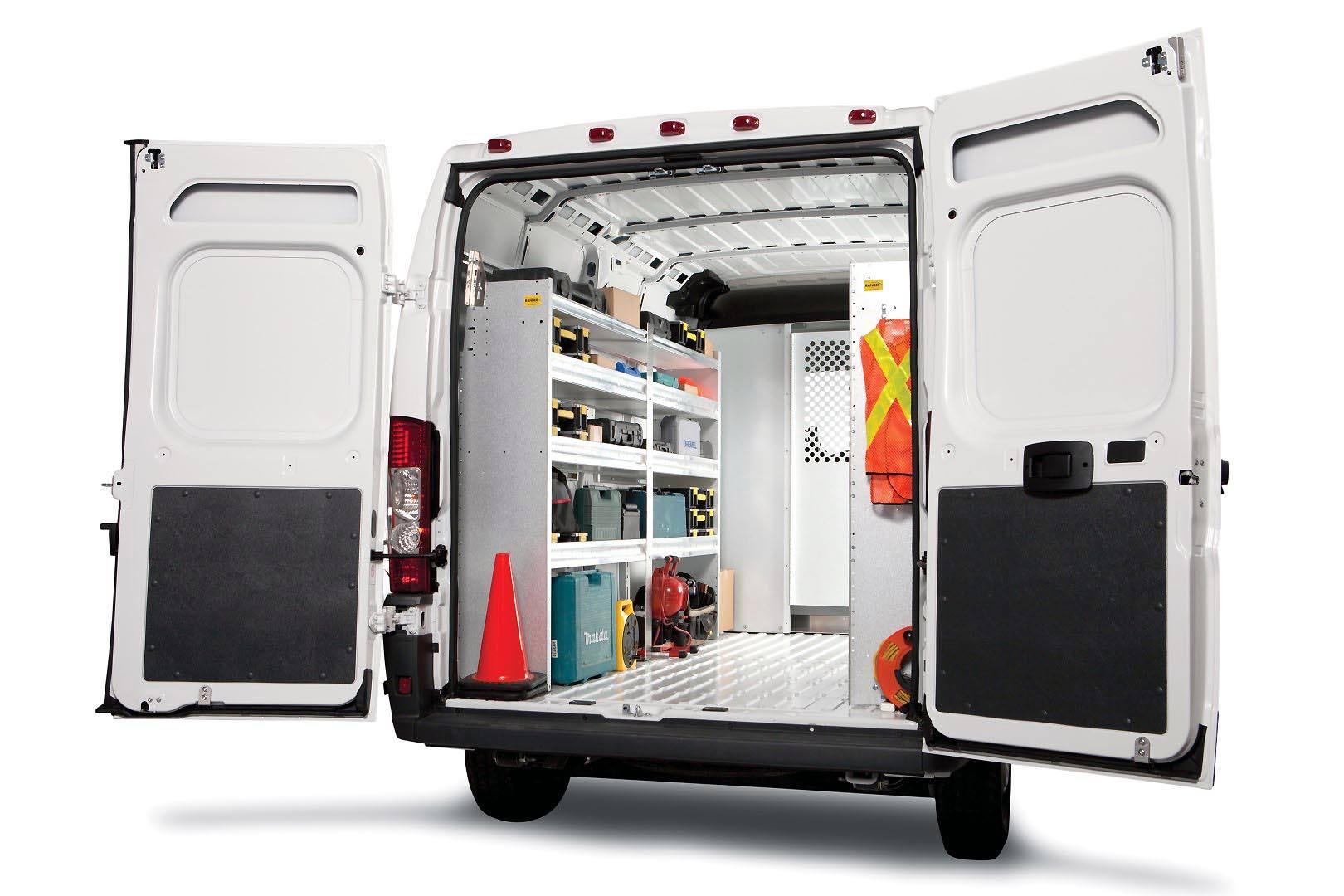 Ranger Design Contractor Package Van Packages Campway