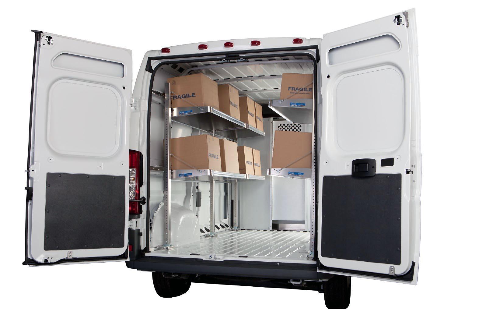 Nissan Cargo Van >> Ranger Design Delivery Package - Van Packages | Campway's ...
