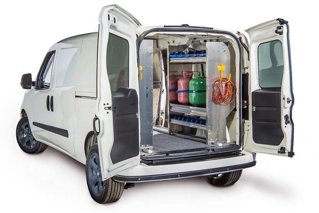 Ram Promaster City HVAC Van Package