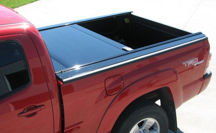 RetraxONE Tonneau Cover for Trucks