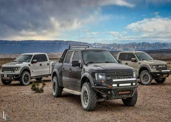 Rigid E Series Light bars