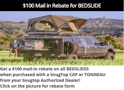 $100 mail in rebate for BEDSLIDE