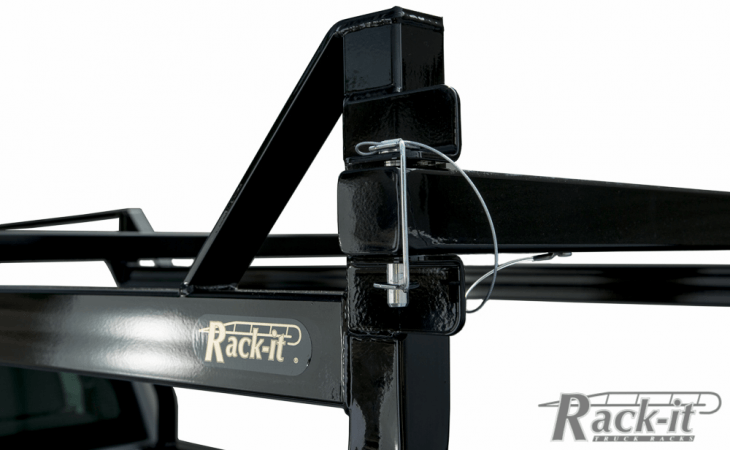 Rack-It Square Tube Swing Rear Bar
