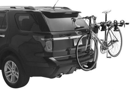 Thule hitch bike rack