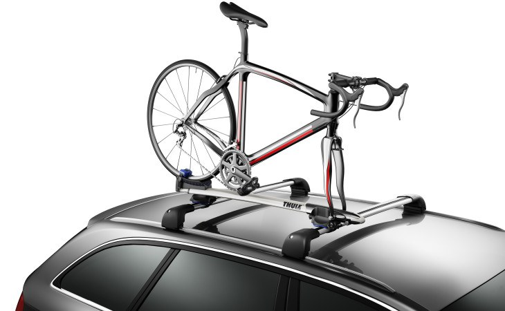 Thule Bike Rack Truck Accessory