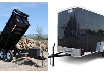 Fabform and Cargo Express Trailers