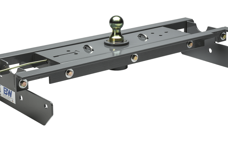B&W Turnover Ball Gooseneck Hitch