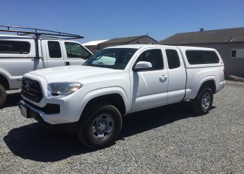 Leer 100xr on a 2016 Tacoma