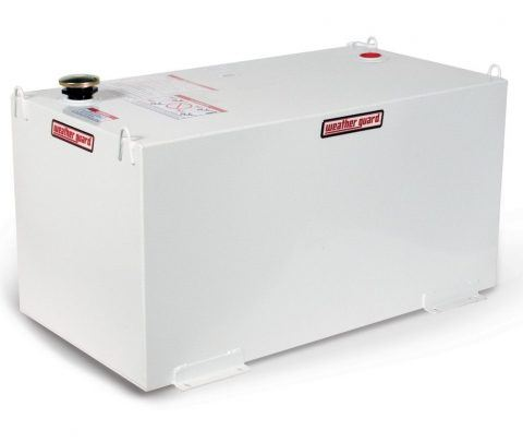 Weather Guard Rectangular Fuel Tank