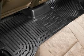 Husky Liners Weatherbeater installed in Truck