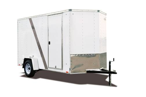 Cargo Express XL Series Trailer White