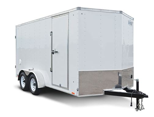 Cargo Express XL12980 Trailer Front Right