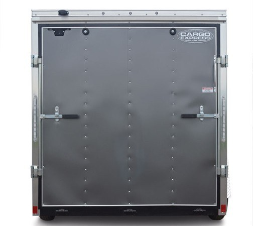 Cargo Express XL Series Trailer Rear