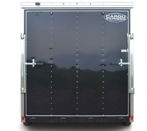 Cargo Express XL712SE2 Trailer Rear