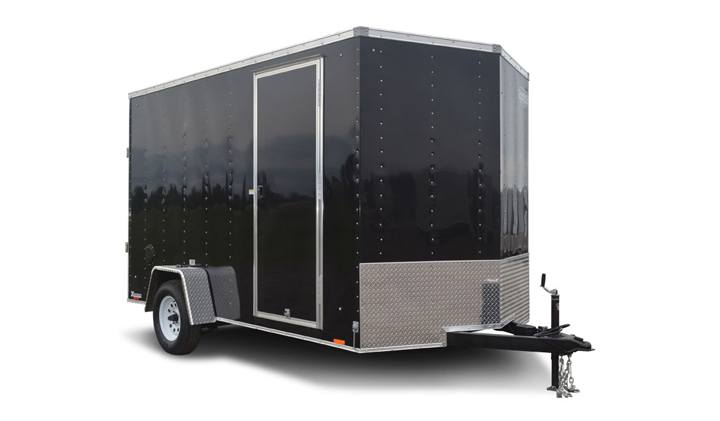 Cargo Express XL712SE2 Trailer