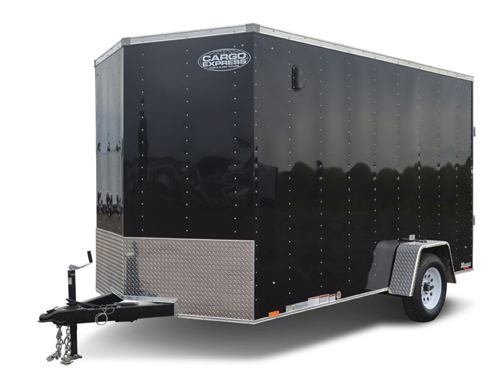 Cargo Express XL712SE2 Trailer Front Left