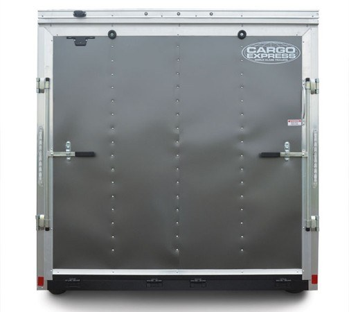 Cargo Express XL716TE2 Trailer Rear