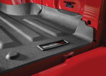WeatherTech truck bed liner