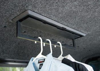 Camper Shell Clothes Hanger