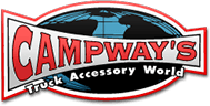 Campway's Truck Accessory World Logo
