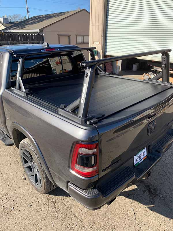 Our Most Popular Tonneau Cover And Truck Rack Package Campway S Truck Accessory World