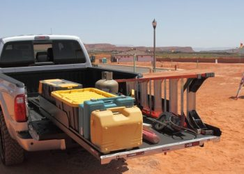 CargoGlide Work Truck and Commercial Van Cargo Solutions
