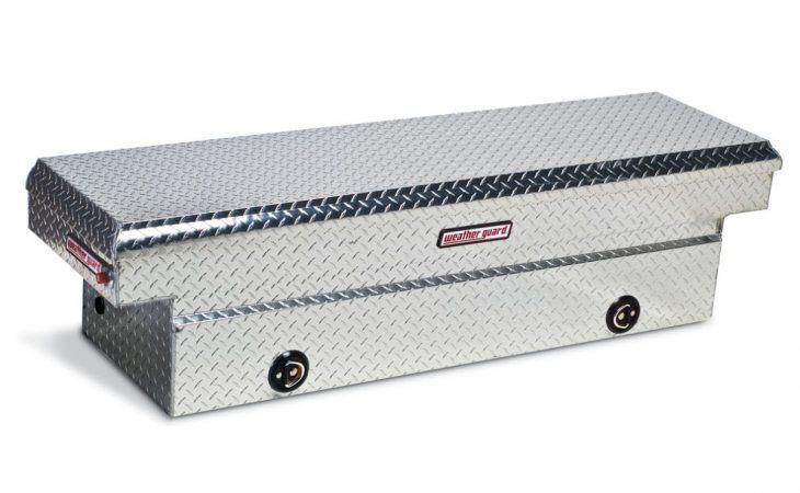 Saddle Box Truck Toolbox