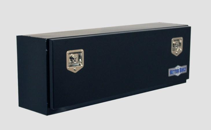 BetterBuilt Crown Series Truck Tool Box in Black