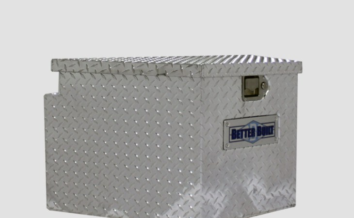 BetterBuilt Crown Series Tool Box Aluminum Truck Accessory