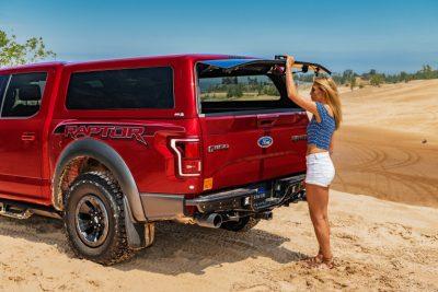 CX Evolve truck camper shell