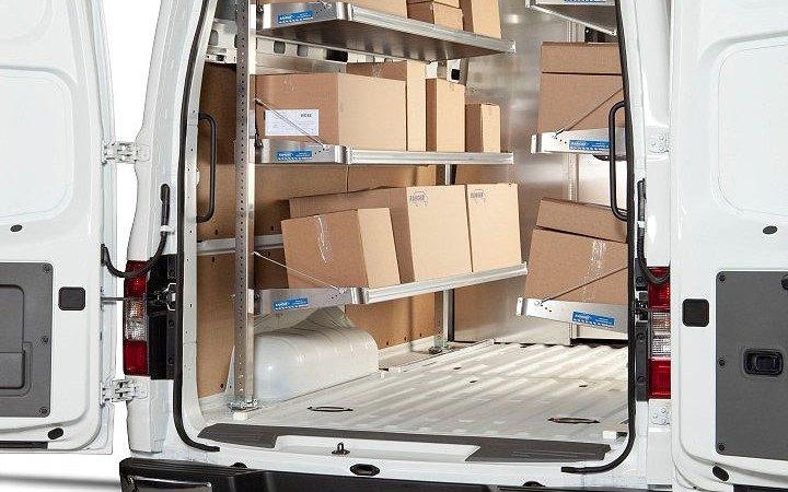 Ranger Design Delivery Package for Vans