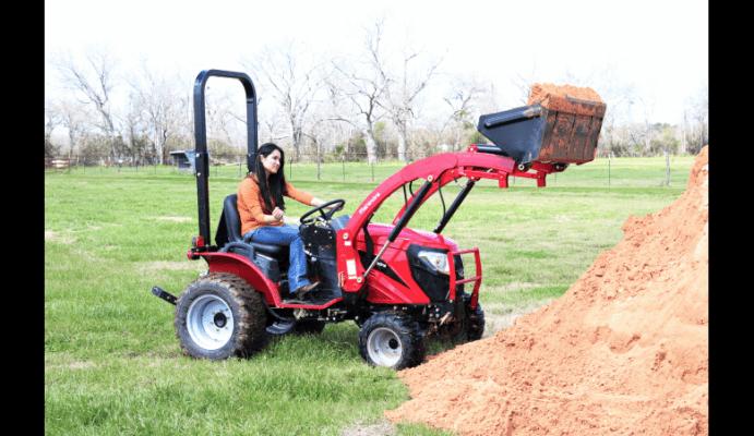 Mahindra Emax22 Tractor Mahindra 22 25 6 Hp Tractors