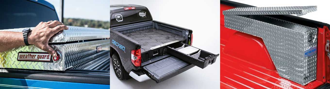 Truck Tool Box And Storage Solutions Campway S Truck Accessory World