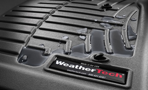 vehicle floor mat/liner protection