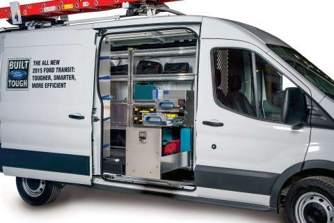 ford transit HVAC