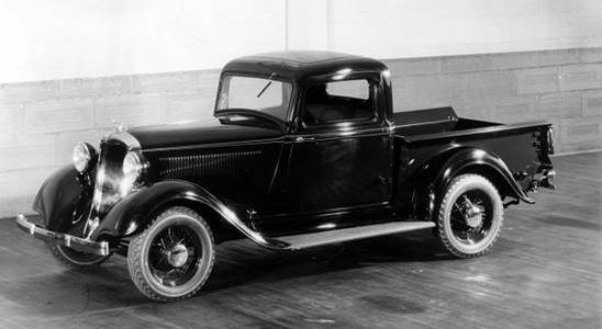 The History of the Pickup Truck | Campway's Truck Accessory