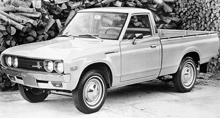 The History of the Pickup Truck | Campway's Truck ...