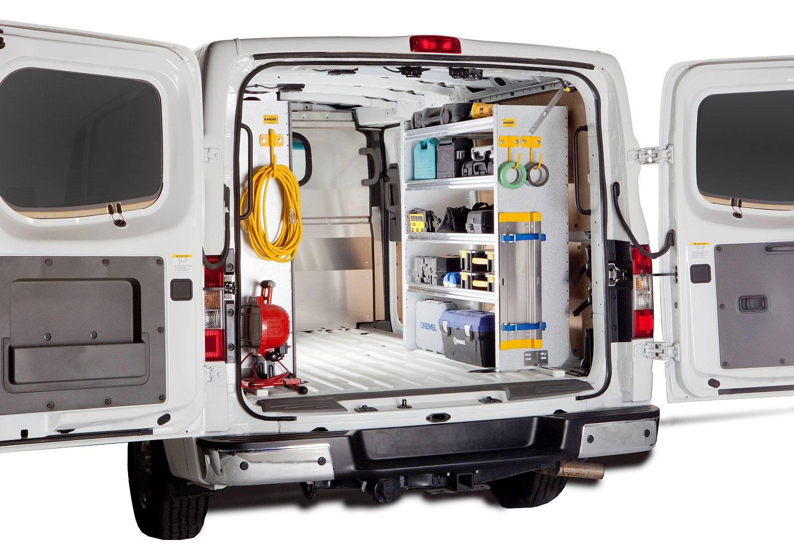 Ford Santa Rosa >> Ranger Design Mobile Service Package - Van Packages ...