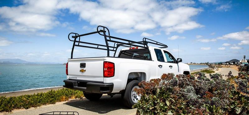 pickup truck lumber rack