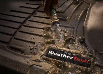 WeatherTech truck bed liner